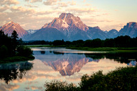 Mt. Moran | Oxbow Bend