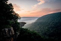 Hawksbill Crag / Whitaker Point