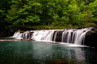 Richland Creek Falls